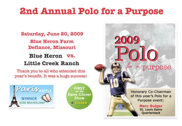 Polo for a Purpose